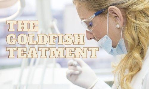 Goldfish treatment - swim bladder disease