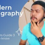 Modern Calligraphy - Beginners Guide 3 things to know